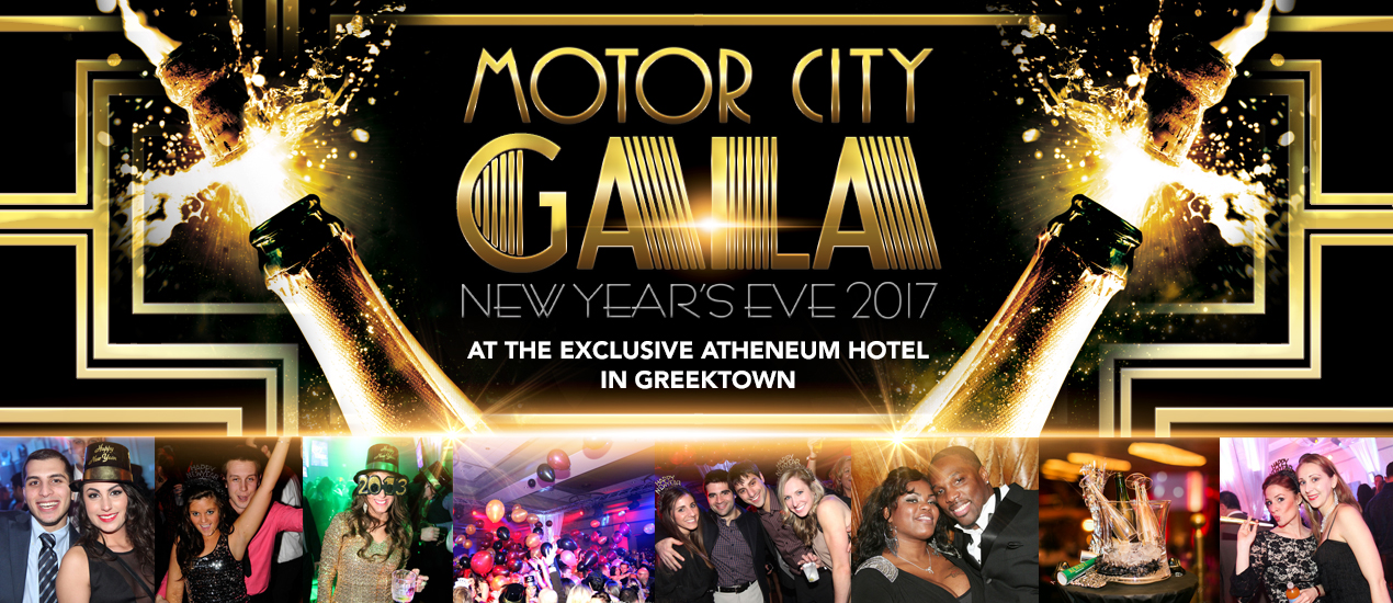 new year 39 s eve detroit 2017 motor city gala